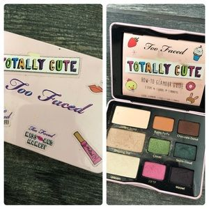 Too Faced Too Cute Pallet